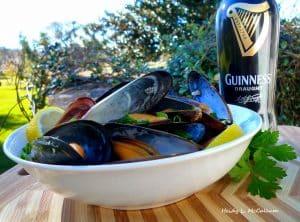 Drunken Mussels by Heidy McCallum The McCallum's Shamrock Patch