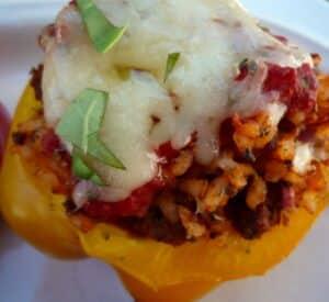 Stuffed #pepper #Recipe