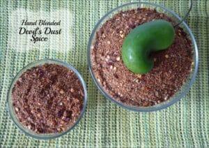 Devil's Dust Hand Blended Spice