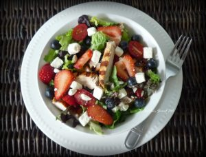 #Summer #Berry Salad