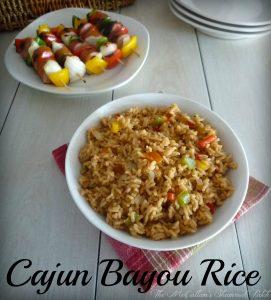 #Cajun #Bayou #Rice