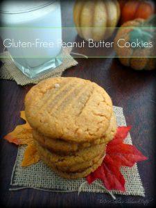 #GlutenFree #PeanutButter #Cookies