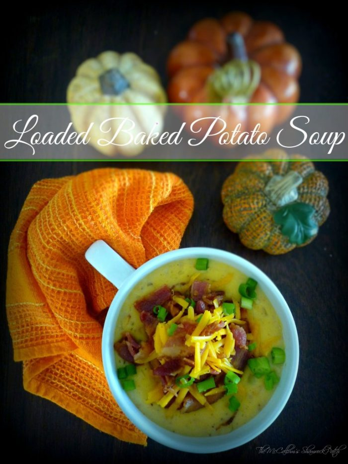 Copycat Potato Soup