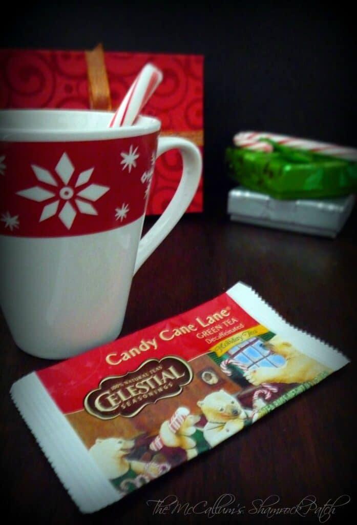Celestial Seasonings Candy Cane Lane Taste Test