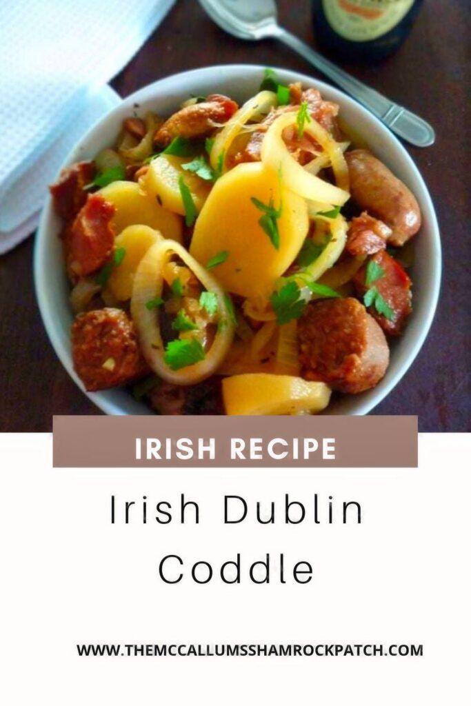 Irish Dublin Coddle