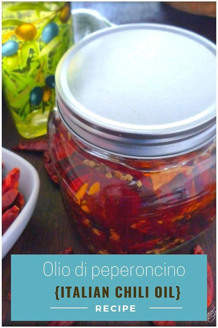 Olio di peperoncino {Italian Chili Oil}