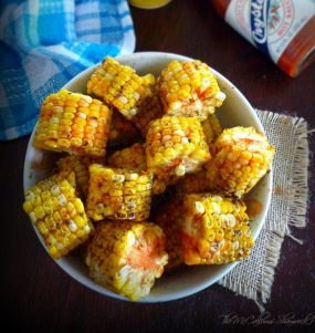 Grilled Cajun Corn on the Cob is a delicious Sweet Corn slathered in a spicy Cajun butter made from real unsalted butter, Slap Ya Mama Cajun Seasoning, hot sauce, and Dried Parsley, all cooked to perfection on the BBQ in 10-12 minutes.