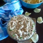 French Onion Dip with Caramelized Onions
