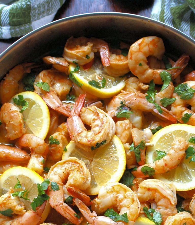 NOLA-Style BBQ Shrimp