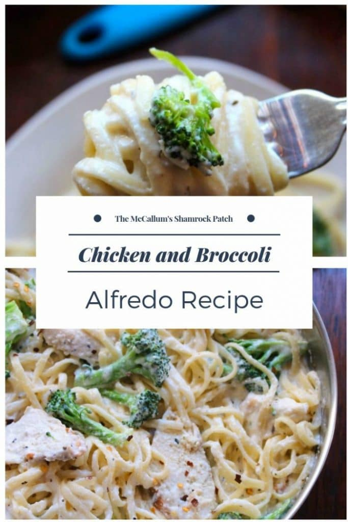 This hearty dish can take down the biggest of appetites. It begins with leftover tender grilled chicken marinated in olive oil, garlic, and lemon, which is then added to a tasty, creamy, delicious alfredo sauce with fresh broccoli over your favorite pasta, such as fettuccine, linguine, penne pasta, or even gnocchi.
