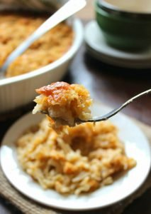 Whether you're hailing from Utah and refer to the recipe as Funeral Potatoes or a Southerner from Mississippi that calls itHashbrown Casserole, this recipe is delicious