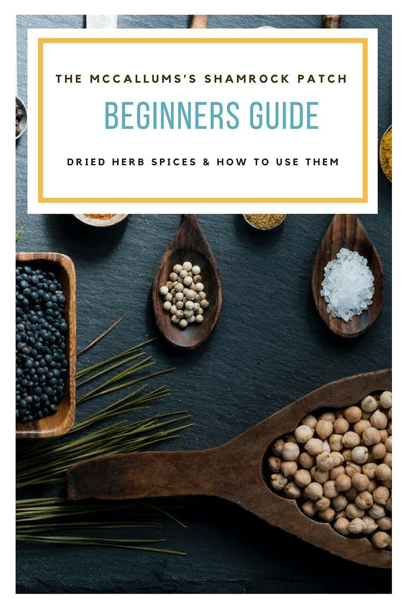 Knowing how to use spices can greatly enhance the flavor of all your favorite recipes. Spices can transform any dull meal by adding a range of delicious flavors, from a just hint of heat to a mild more subtle flavor. Seasoning with spices is often intimidating for beginners if you're not familiar with their uses. I decided to share a simple Beginners Guide to Spices - How to Use them so that you beginners will feel more comfortable with using them in your recipes.
