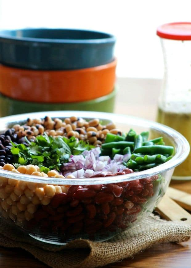 Southern-Style Bean Salad
