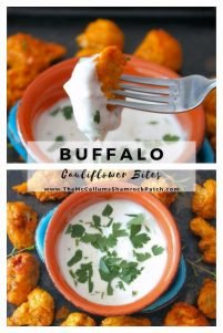 Buffalo Cauliflower Bites are one of those spicy to die for yet surprisingly healthier recipes, an excellent combination of cauliflower coated in a deliciouslycrispy batter, then baked andtossed in a homemade Buffalo Sauce tocreate a simple and deliciousappetizer that would be perfect for vegetarian friends, impromptuget-together, or even game night.