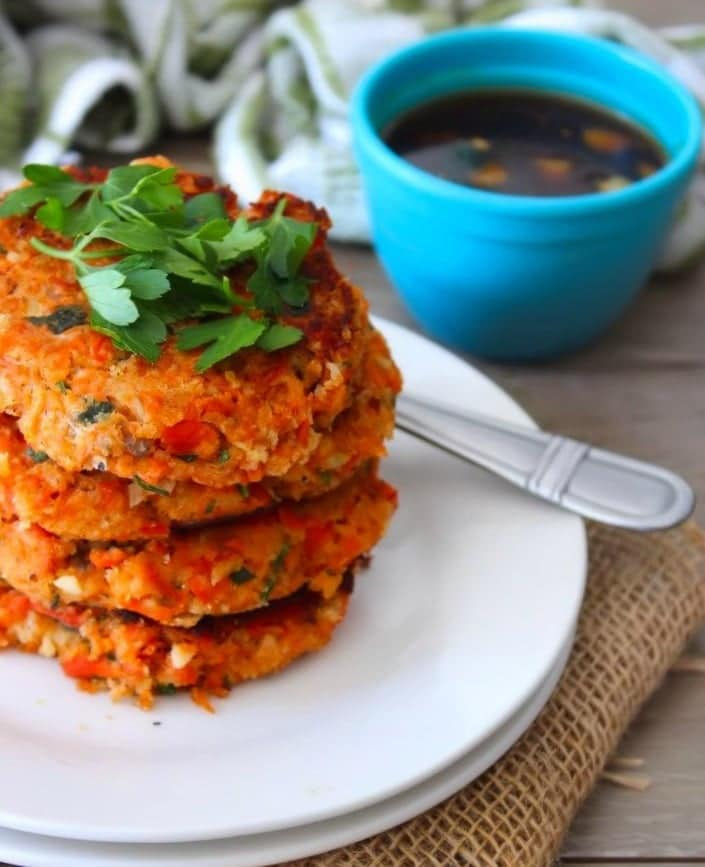 These deliciously easy to make Salmon Patties are going to be one of the most flavorful morsels you've put in your mouth in decades. Made with fresh ruby-red colored fresh, never frozen, wild sockeye salmon