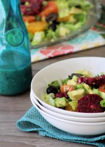Citrus Salad with Avocados