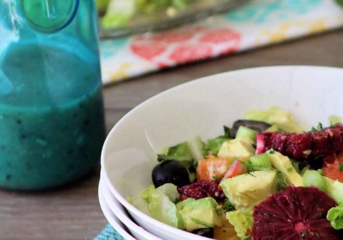Citrus Salad with Avocados