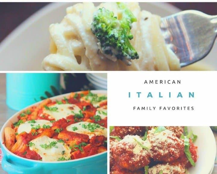 Italian-American Dishes