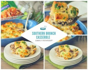 Southern Brunch Casserole with Simply Potatoes®