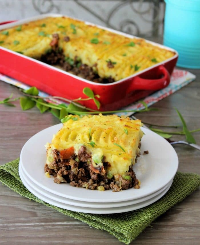 Shepherd's Pie - Cottage Pie