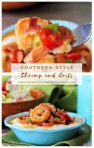 When it comes to Southern cuisine, what could be more iconic than Shrimp and Grits? They have been thought of as the ultimate classic dish in the South for years.
