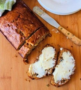 Have you been looking for a perfectly delicious, light, airy delicious Zucchini bread recipe? Look no further than this Zucchini Bread made without oil, it comes out moist, delicious, and almost weightless every time. Bet you are wondering what the trick to the bread is; it was the best kept baking secrets over the years until now.