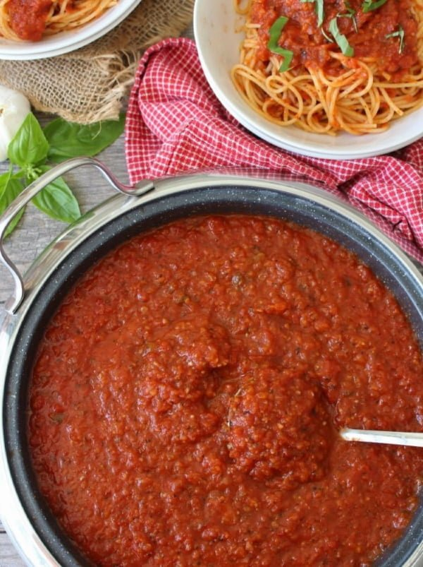 Top Go-to Pasta and Sauce Recipes
