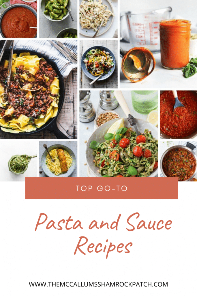You asked, and we have answered. Read on for our top Go-to pasta and sauce recipes. No matter the season or region, a perfect plate of pasta is one of life's simple pleasures. Whether you're Vegan, Gluten-Free, a seafood lover, or a pasta connoisseur, we have something delicious for you to try as well as Tips, tricks, and How-tos for making your pasta and Sauce.