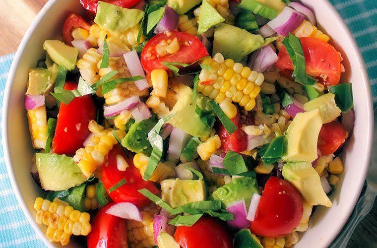 Southern Corn Salad