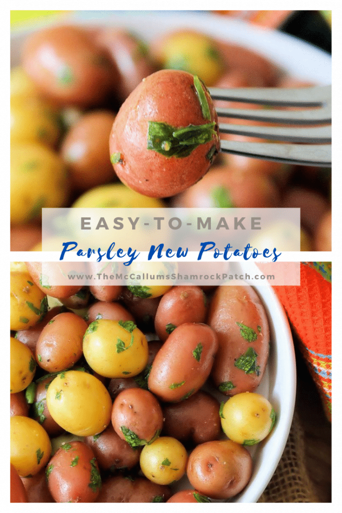 #Classic #New #Potatoes