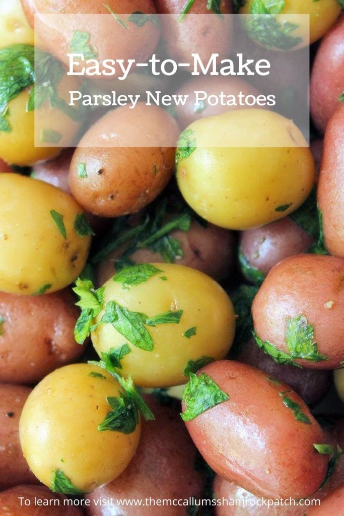 Parsley New Potatoes