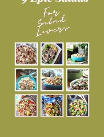 9 Epic Salads for Salad Lovers